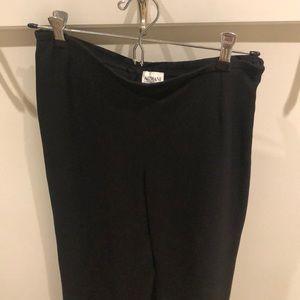 Armani Collezioni Wide Leg Dress Pants- Size 4